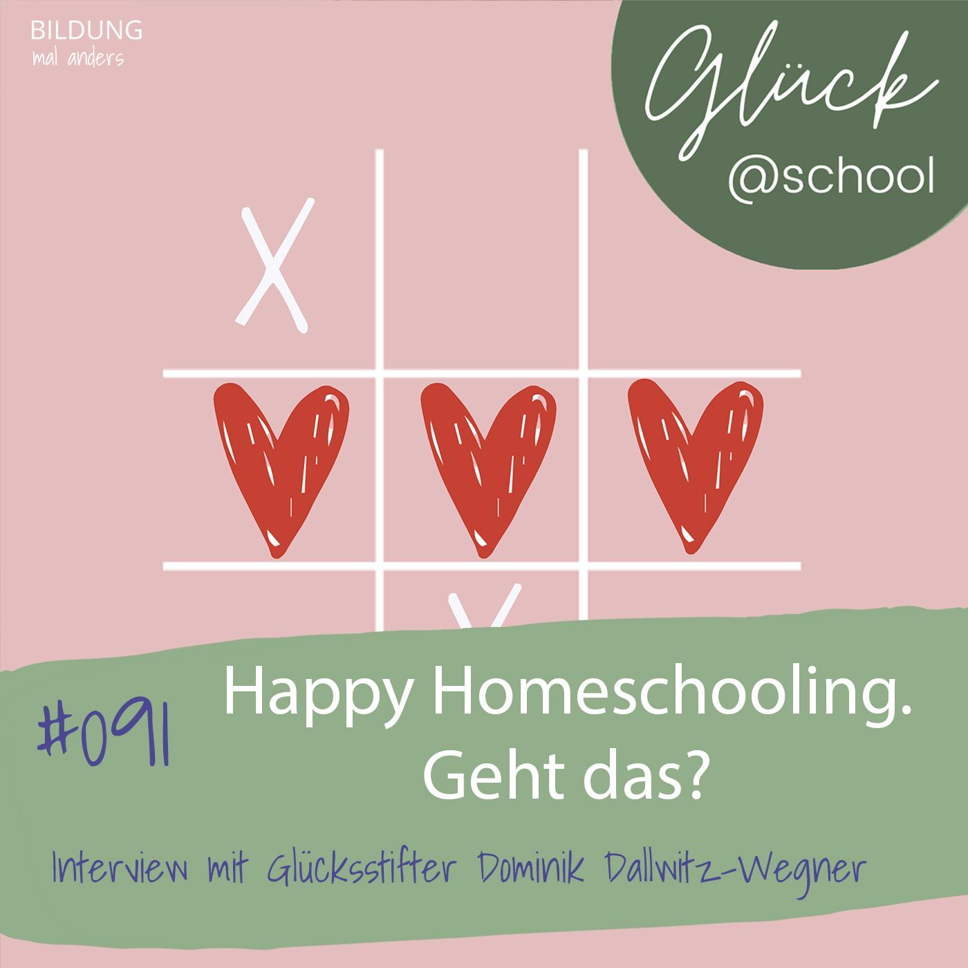 Glück @school mit Mia: Happy Homeschooling. Geht das?